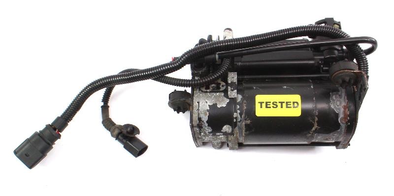 Air Suspension Compressor 01 05 Audi Allroad Continental Wabco Genuine