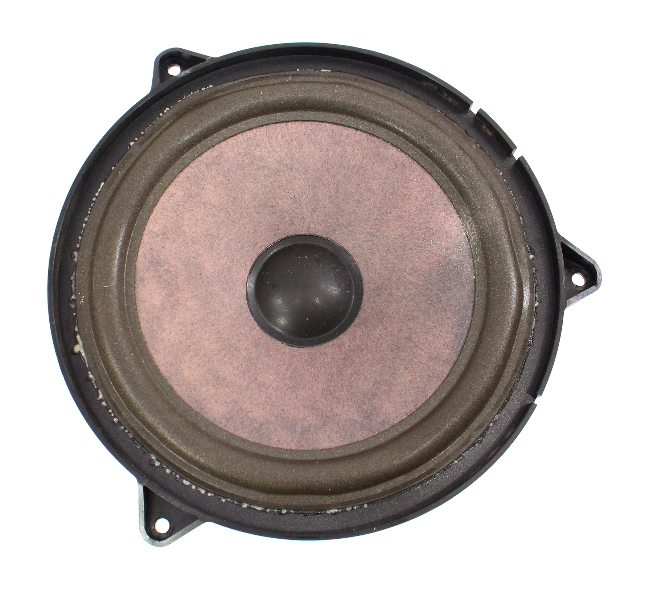 Front Door Speaker 98-04 Audi A6 S6 C5 Allroad - 4 OHM - Genuine - 4B0 035 411