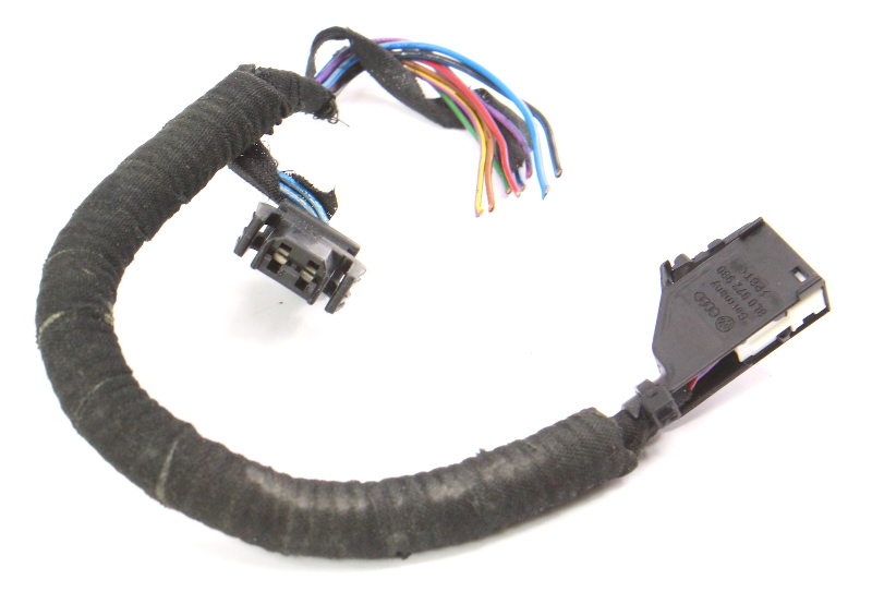 Automatic Shifter Gear Selector Board Pigtail Plug Wiring Audi A4 A6 Passat B5 -