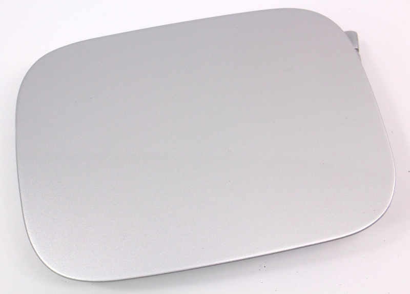 Gas Door Fuel Flap Cover 98-04 Audi A6 C5 Allroad - LY7W Silver  - 4B0 809 905 A
