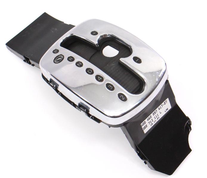 Tiptronic Shifter Trim Gear Selector Slider 98-05 VW Passat B5 - 3B0 713 111 L