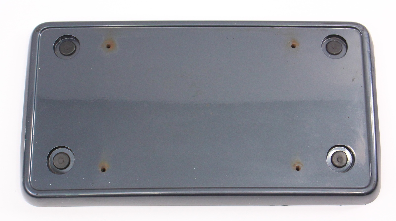 Front License Plate Holder Mount 01-05 VW Passat B5.5 LC7V Blue  - 3B0 807 287 B