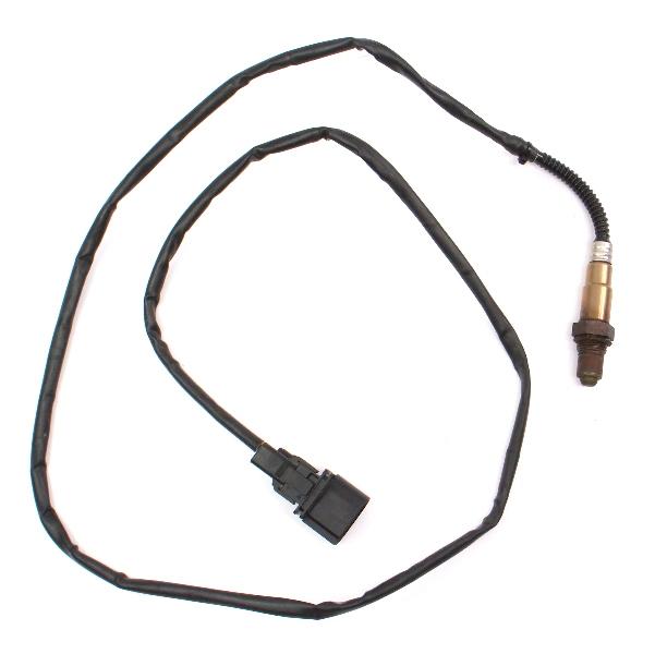 Oxygen Sensor O2 Lower 1.8T VW Passat 01-05 B5.5 Audi A4 - 0 258 007 351