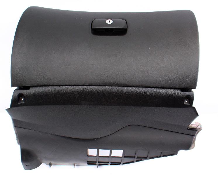 Glovebox Glove Box Compartment 01-05 VW Passat B5.5 - Black - Genuine