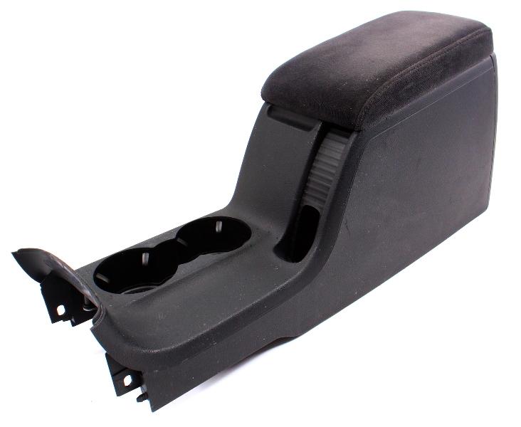 Center Console Armrest 01-05 VW Passat B5.5 Arm Rest Black Arm Rest