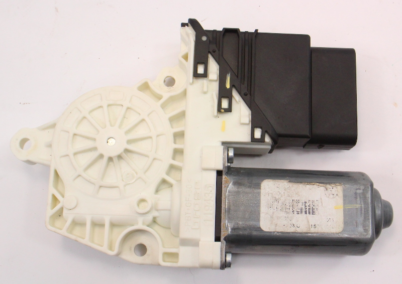 Lh Rear Window Motor  U0026 Module 09