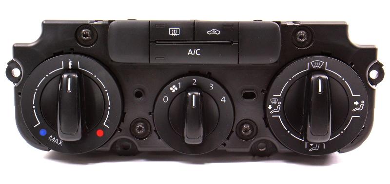 HVAC Manual Climate Controls 11-18 VW Jetta Sedan MK6 - Genuine - 5C1 819 045