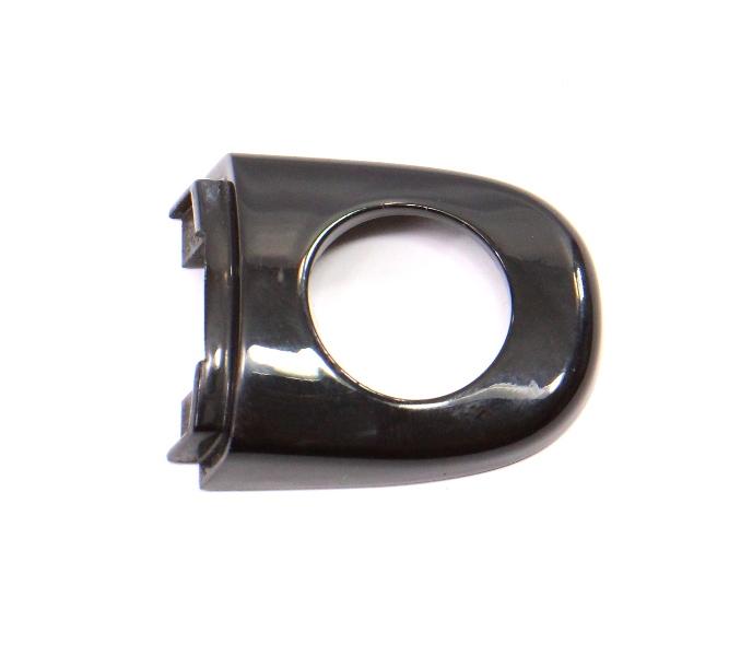 LH Front Door Handle Lock Cap 11-18 VW Jetta MK6 Sedan L041 Black 6R4 837 879 AD