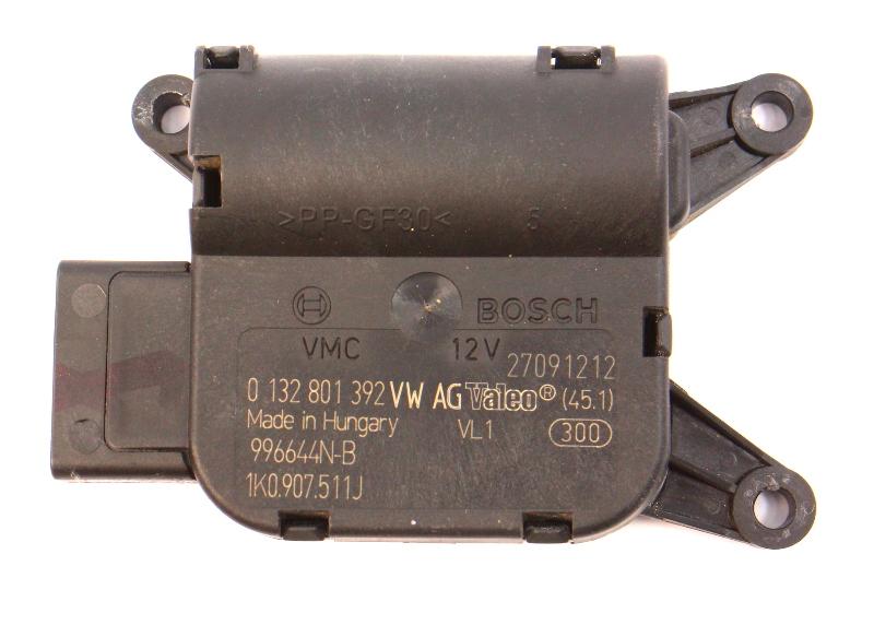 AC Heater Box Flap Motor Actuator 10-14 VW Jetta SW Golf GTI MK6 - 1K0 907 511 J