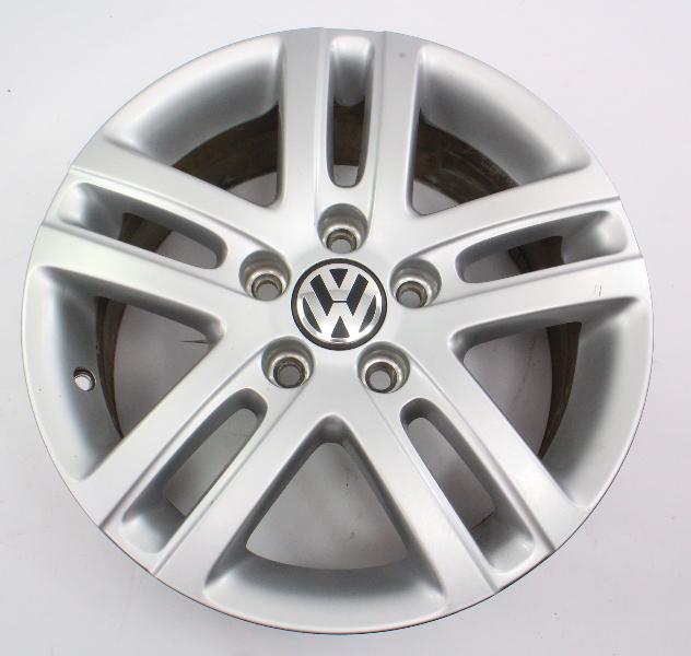 "16"" x 6.5"" 5x112 Alloy Wheel Rim 05-18 VW Jetta MK5 Mk6 Genuine ~ 1K0 601 025 BN"