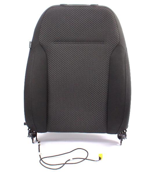 RH Front Seat Back Rest 11-14 VW Jetta MK6 Sedan - Cloth