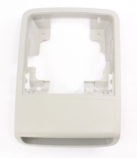 Ceiling Dome Map Light Trim 11-18 VW Jetta Sedan MK6 - Genuine - 5C6 868 837