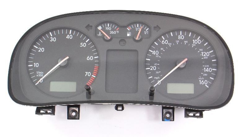 Instrument Gauge Cluster 04-05 VW Golf - Genuine - 1J0 920 907
