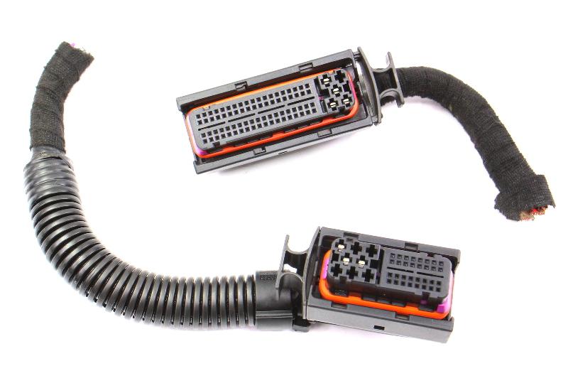 ECU ECM Engine Computer Plug Pigtail Harness 03-04 VW Jetta Golf MK4 - 2.0