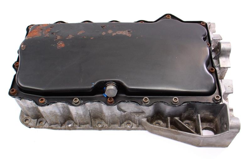 Hybrid Steel Oil Pan 99-05 VW Jetta Golf GTI MK4 Beetle 2.0 ~ 06A 103 601 T