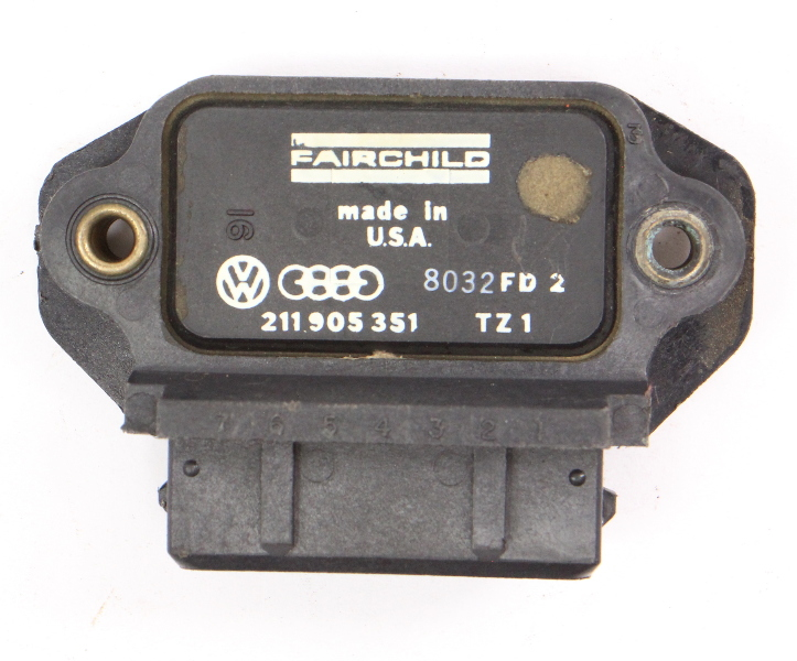 Ignition Control Module VW Rabbit Golf Jetta MK1 MK2 Vanagon T3 - 211 905 351
