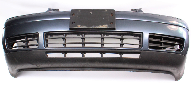 Genuine Vw Front Bumper Cover 99-05 Golf Gti Mk4 - Lc7v Blue