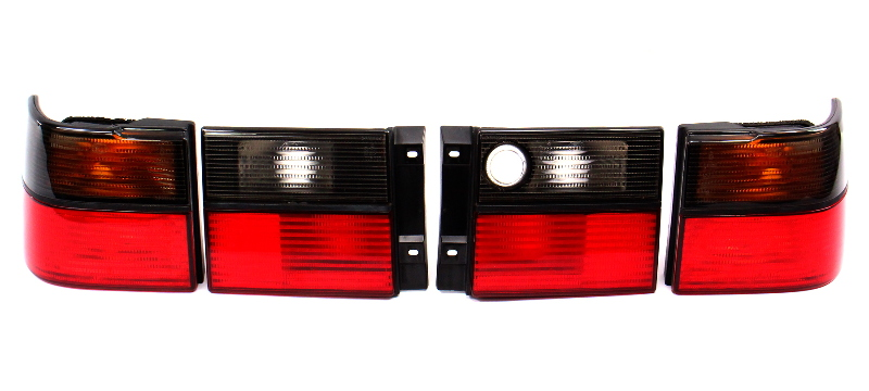 Hella Smoked Taillight Set 93