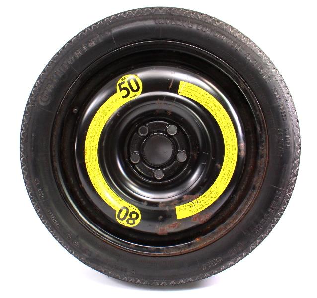 "16"" Compact Spare Wheel Tire Donut 93-99 VW Jetta GLX GTI Mk3 VR6 - 3A0 601 025"