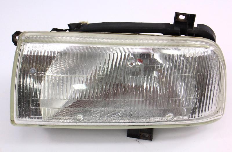 LH Headlight 93-99 VW Jetta MK3 Hella Head Light Lamp - Genuine -