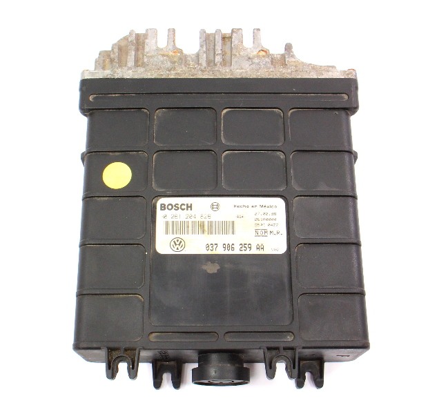 ECU Engine Computer Chipped 98-99 VW Jetta Golf Cabrio MK3 2.0 - 037 906 259 AA