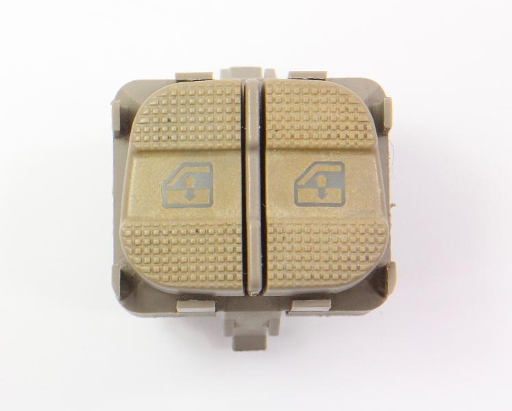 LH Front Window Switch VW 90-97 Passat B4 - Genuine - 3A0 959 855 A