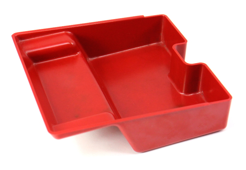 Front Ashtray Red Insert 93-99 VW Jetta Golf GTI Cabrio MK3 Mk3.5 . 1EM 857 232