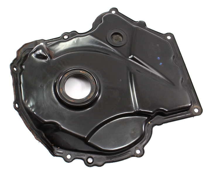 Lower Timing Cover Audi A4 A5 A6 Q5 2.0T TFSI CAEB - Genuine - 06K 109 210