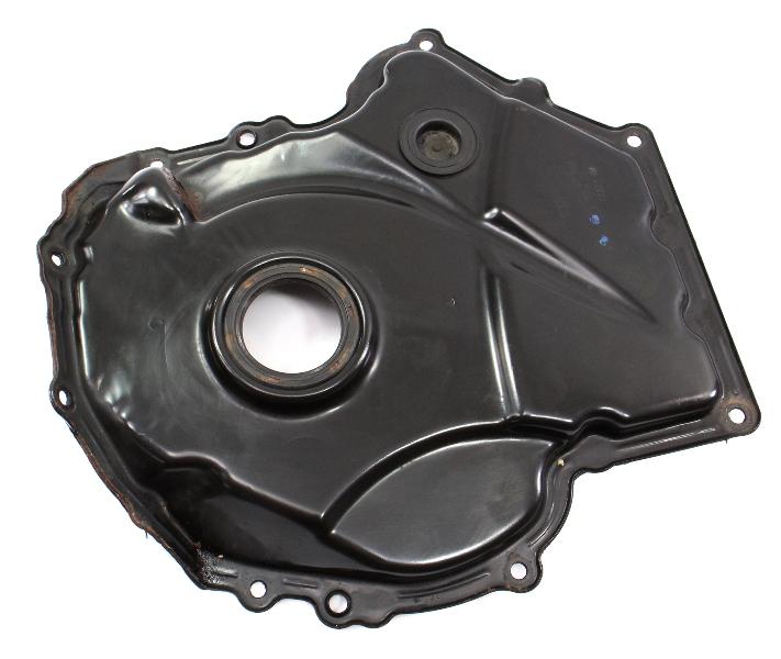 Lower Timing Cover Audi A4 A5 A6 Q5 2.0T TFSI CAEB - Genuine - 06K 109 210