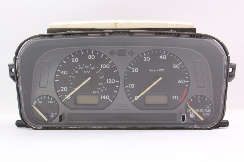 Early Bubble Instrument Gauge Cluster VW Jetta Golf Cabrio MK3 - 1HM 919 035 DV