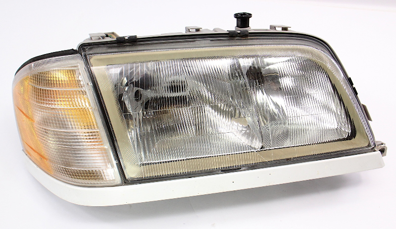 Rh Head Light Lamp 97-00 Mercedes Benz C280 C230 W202 - Genuine