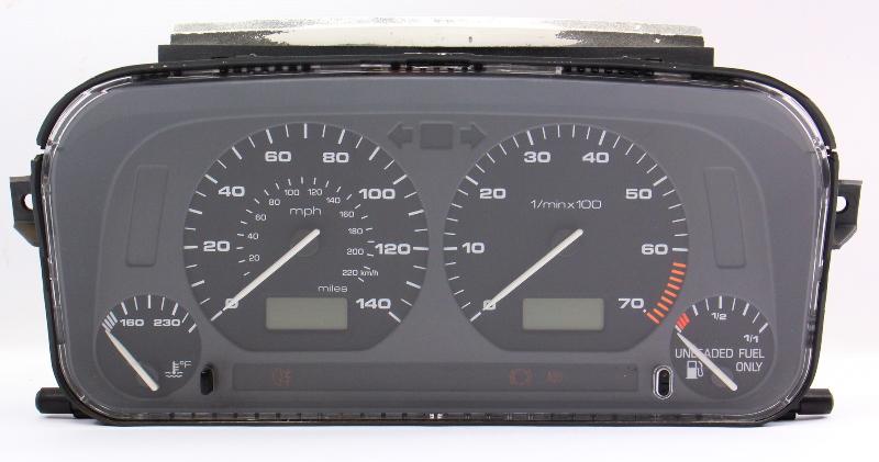 Gauge Instrument Cluster Speedometer 96-99 VW Jetta Golf MK3 - 1HM 919 911 A