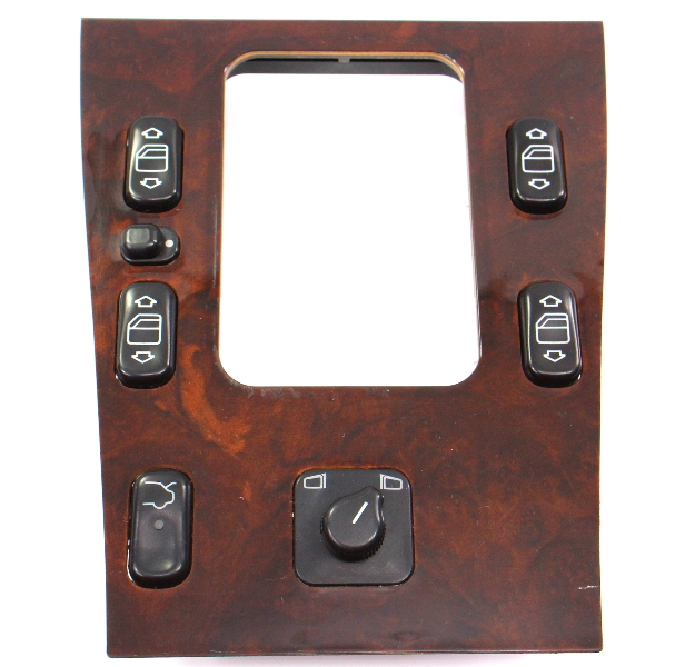 Wood Shift Trim  U0026 Window Switches 96