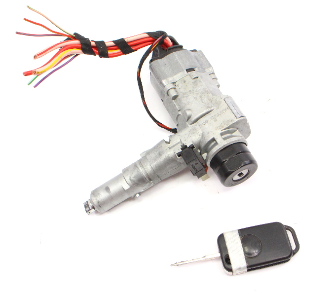 Ignition & Key 94-00 Mercedes W202 C280 C230 C36 C43