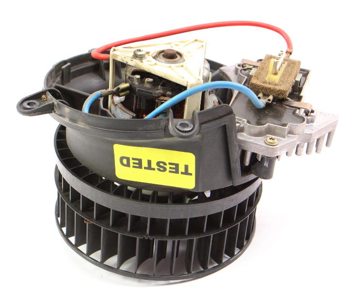 Blower Motor Fan 94-97 Mercedes W202 W208 C280 C230 C250D C36 CLK - 2028207310