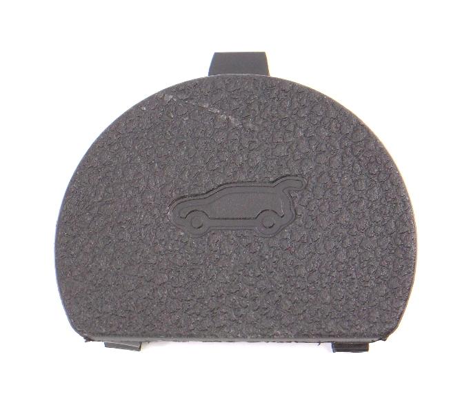 Hatch Release Access Cover Cap Insert 09-14 VW Jetta Sportwagen - 1K9 867 747