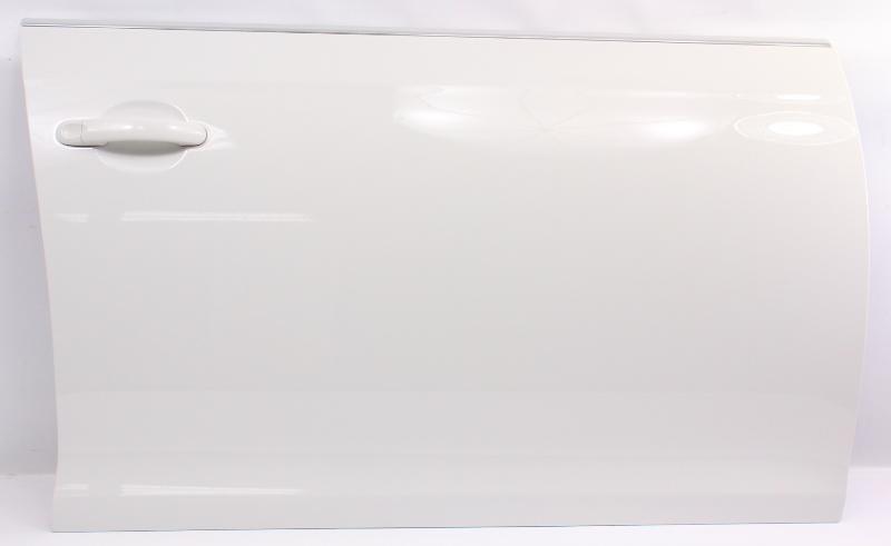 RH Front Door Shell Skin 05-10 VW Jetta & Sportwagen MK5 LB9A Candy White