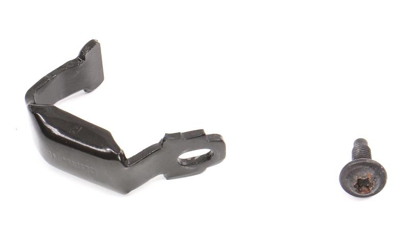 Rear Seat Center Bracket Hinge Clamp 05 10 Vw Rabbit Gti