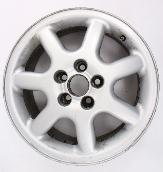 """15"""" BBS 15"""" Alloy Wheel Rim 96-99 VW Jetta GLX 5x100 VR6 GTI MK3 ~ 1HM 601 025 D"""
