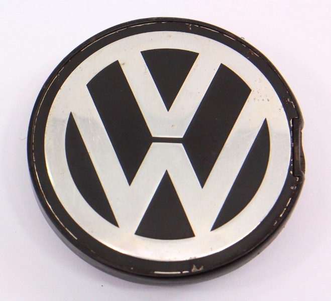 Wheel Center Cap 58mm 93-99 VW Jetta Golf GTI MK3 - Genuine - 6N0 601 171