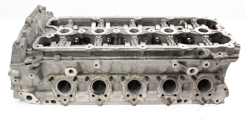 Cylinder Head 05 13 Vw Jetta Rabbit Mk5 Beetle 2 5 Bgp Bgq