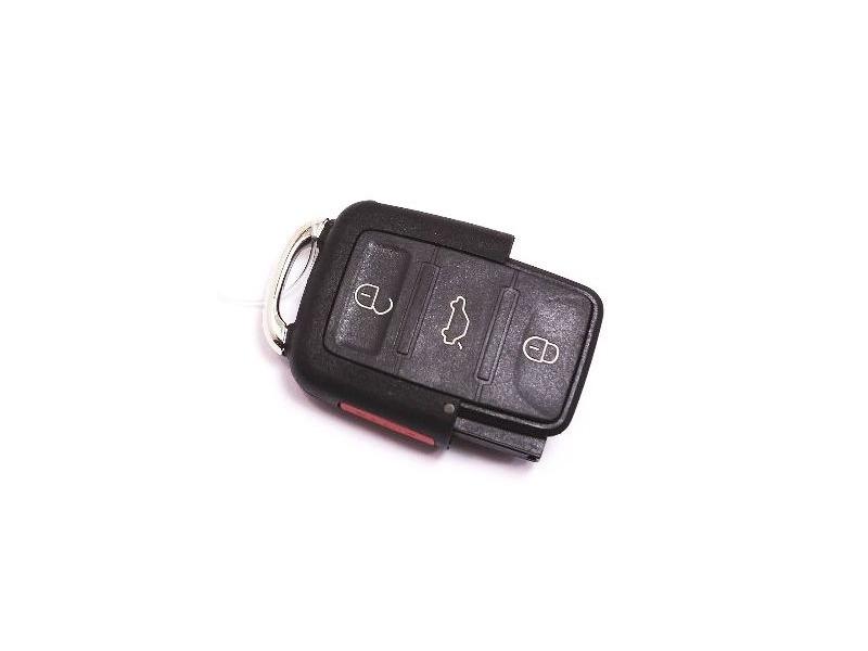 Keyless Entry Remote FOB VW Passat B5.5 Jetta Golf MK4 Beetle - 1J0 959 753 AM