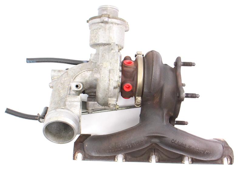 Turbo Charger Turbocharger 09 12 Audi A4 B8 A5 Q5 2 0t