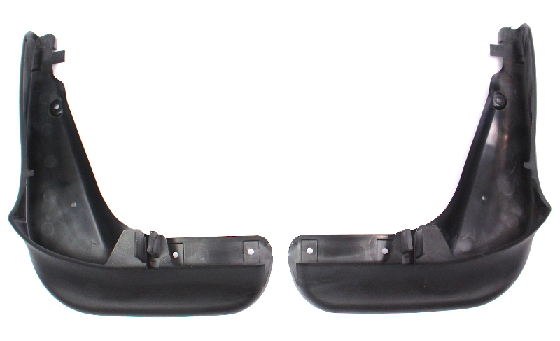 NOS Front Mud Flap Set 06-09 VW Jetta GLI MK5 - Genuine - 1KM 075 112