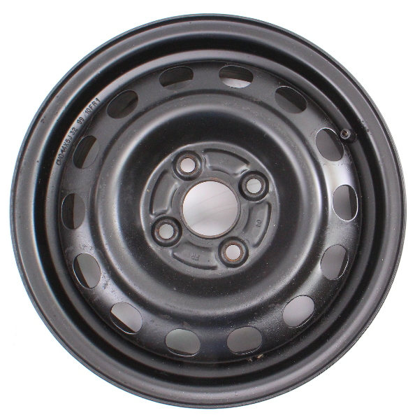 "14"" x 5"" Steel Wheel 92-99 Honda Civic Steel Wheel 4x100 - Genuine"