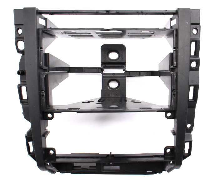Radio Center Dash Cage Mount Bracket VW Jetta GTI MK4 - Genuine - 1J1 858 069 F