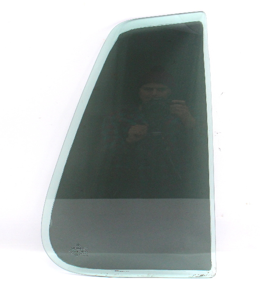 RH Rear Quarter Small Window Door Glass 99-05 VW Golf MK4 - Genuine - Tinted