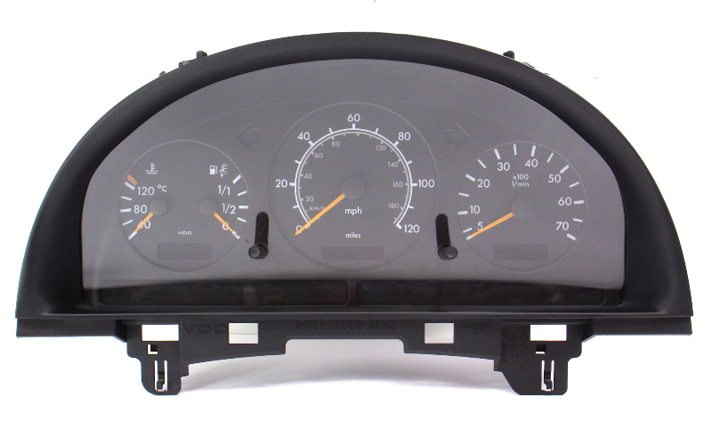 Gauge Cluster Speedometer 1998 98 Mercedes Benz Ml320 W163