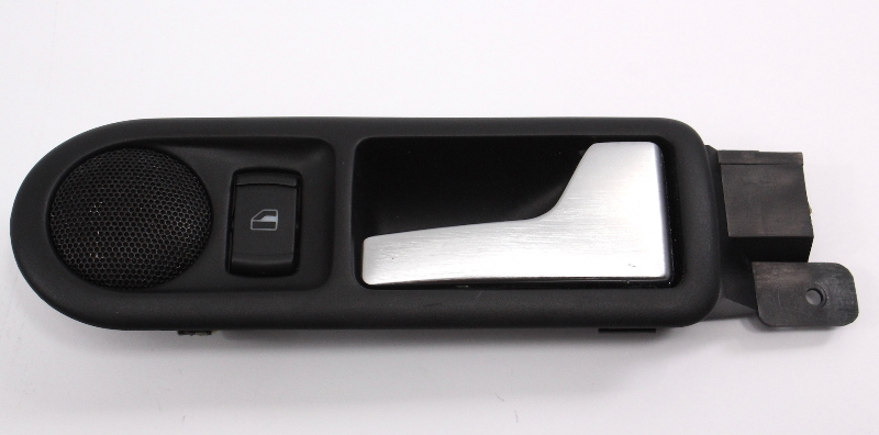 Rh Rear Interior Door Pull Handle Brushed Vw Jetta Golf Gli Mk4