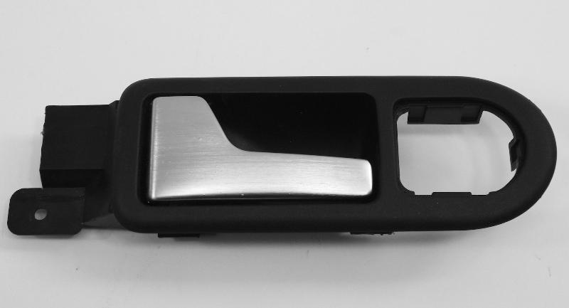 LH Front Interior Door Pull Handle Brushed VW Jetta Golf GTI GLI Mk4 - 3B1 837 113 C